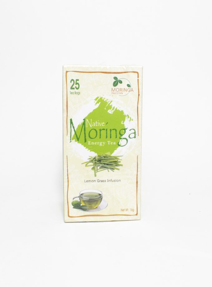 Moringa Lemon Grass Infusion Tea